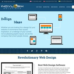 Web Design Agency - IndyLogix