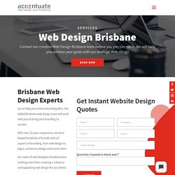 Web Design Brisbane - Accentuate IT