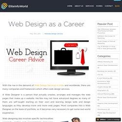 Web Design as a Career