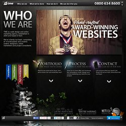 Web Design Kent | TME Solutions