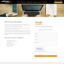 Web Design Moorabbin