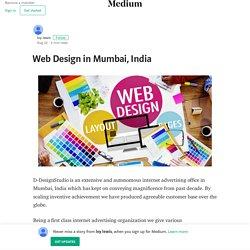 Web Design in Mumbai, India – loy lewis
