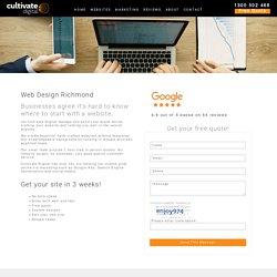 Web Design Richmond