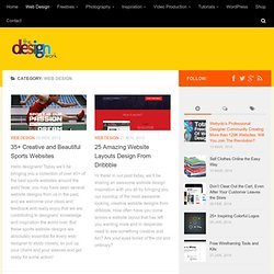 Web Design | The Design Work - Part 2