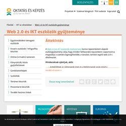 Web 2.0 és IKT eszközök gyűjteménye