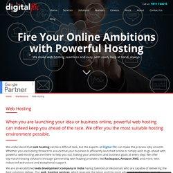 Web Hosting Services Delhi