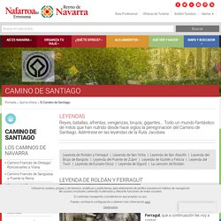 Web Oficial de Turismo de Navarra