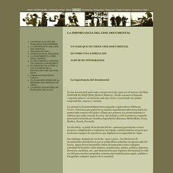 La web de Patricio Guzmán