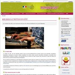 WEB RADIO LE TROTTOIR D'À CÔTÉ