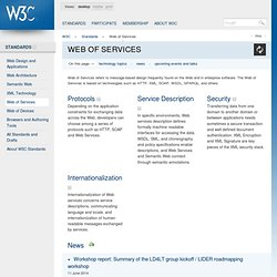 Web of Services