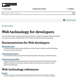 Web | Mozilla Developer Network