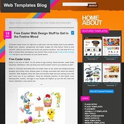 Web Templates Blog