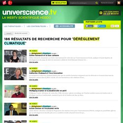 Web TV universcience.tv -