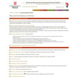 Web de la Unitat d'Educació Permanent
