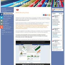 WEB2.0Boosting-Paket - Wir begleiten Ihre Unternehmung erfolgreich ins Web 2.0