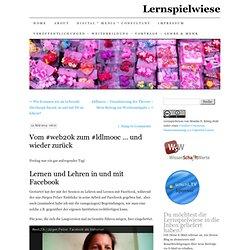 Vom #web20k zum #ldlmooc … und wieder zurück