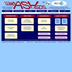 WebASH-GDS