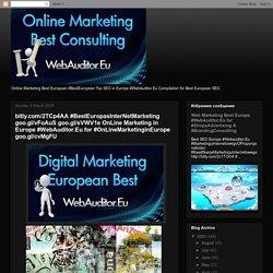 bitly.com/2TCp4AA #BestEuropasInterNetMarketing goo.gl/vFoAuS goo.gl/sVWV1e OnLine Marketing in Europe #WebAuditor.Eu for #OnLineMarketinginEurope goo.gl/cvMgFU