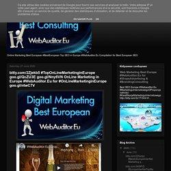 bitly.com/2Zjekb5 #TopOnLineMarketinginEurope goo.gl/QcZU3E goo.gl/Nny6VN OnLine Marketing in Europe #WebAuditor.Eu for #OnLineMarketinginEurope goo.gl/ntwC7V