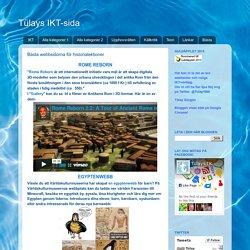 Bästa webbsidorna för historialektioner