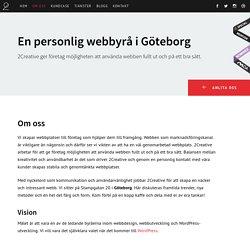 Webbyrå i Göteborg som älskar WordPress