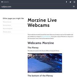 Webcam Morzine