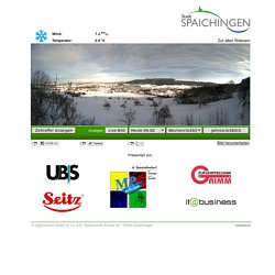 Webcam Spaichingen