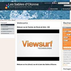 Webcams / Pratiques / Les Sables d'Olonne