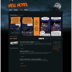Webcomic Hell Hotel » Introduction