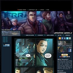 TERRA | a sci-fi webcomic | updates wednesday