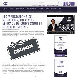 Les webcoupons de réduction, un levier de conversion et de fidélisation efficace