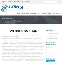 Webdesign Thun -La Tierra GmbH