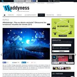 #Webdesign : Flou ou dessin vectoriel ? Découvrez les tendances visuelles de l'année 2015