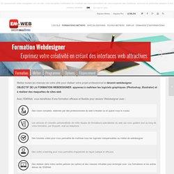 Devenir Webdesigner - Ecole Formation en Webdesign / Graphisme