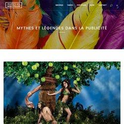 Mythes et légendes dans la publicité