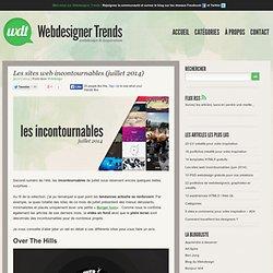 Les sites web incontournables (juillet 2014)