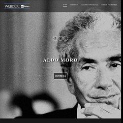 I WebDoc di Rai Cultura : Aldo Moro