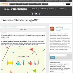 Webdocs. Historias del siglo XXI: junio 2014