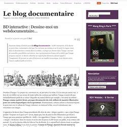 BD interactive : Dessine-moi un webdocumentaire…