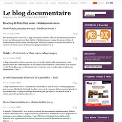 Webdocumentaires
