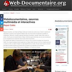 Banque de Webdocumentaires, oeuvres multimédia et interactives