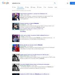 webedia le live - Recherche Google