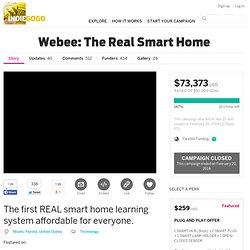 Webee Universe - Smart Spaces