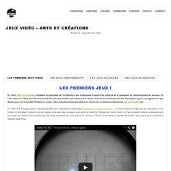 Webexpo – Jeux Vidéo – Arts et créations