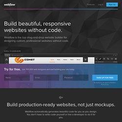 Responsive Web Design Tool