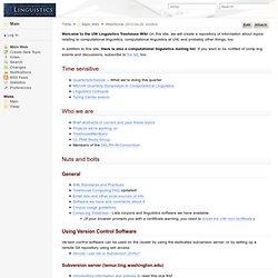 WebHome < Main < TWiki