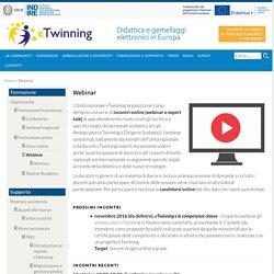 Webinar - eTwinning Italia