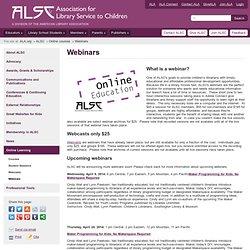 WebinarsALSC