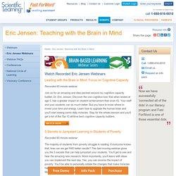 Eric Jensen Webinars