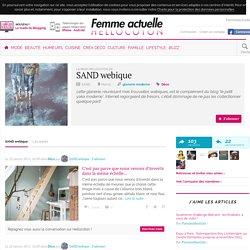 SAND webique - sur Hellocoton